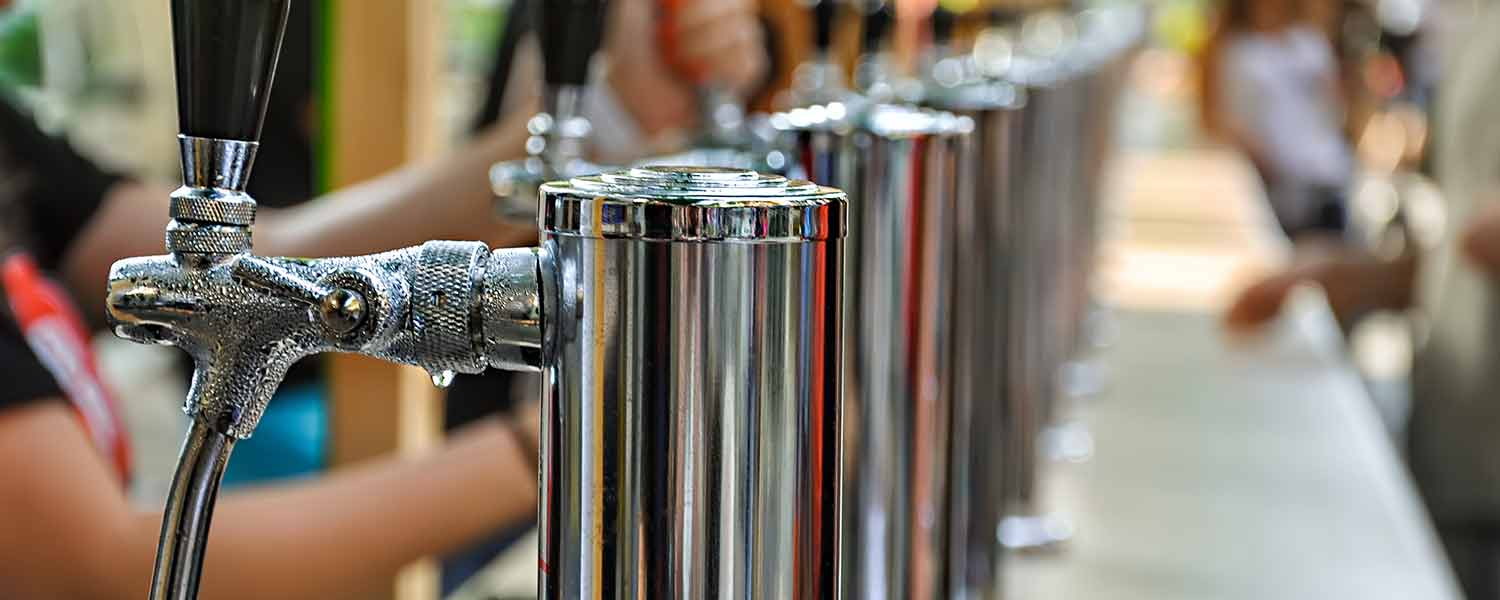 Sliver bar taps on stainless silver bar by any occasion